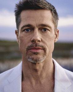 Brad Pitt para GQ Style Magazine Summer 2017 por Ryan McGinley