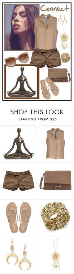 """""""Feel It."""" by sumoftheparts ❤ liked on Polyvore featuring Pier 1 Imports, Armani Collezioni, Just Cavalli, MANGO, M&Co, INC International Concepts, Lydell NYC, Mishky and STELLA McCARTNEY"""