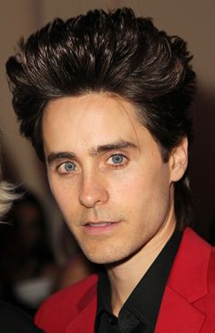 Pin for Later: Join Us in Obsessing Over Jared Leto's Amazing Hair Evolution 2011 Yo, Jared. Pauly D called. He wants his blowout back.