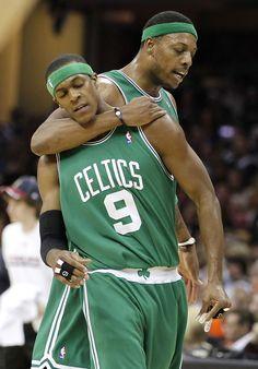 Rajon Rondo - Boston Celtics v Cleveland Cavaliers, Game 5