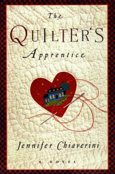 I love these Elm Creek Quilters series. I wish I owned them all. But thankfully, I get them from my library!