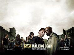 The Walking Dead ganha banner especial da 6ª temporada - Notícias de séries - AdoroCinema