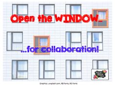 So how to open the door (or window) to collaboration as an SLP and start this? 6 ways!