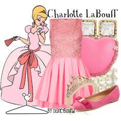 """""""Charlotte LaBouff"""" by leslieakay on Polyvore"""