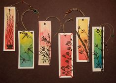 Bookmarks by TabbyRox