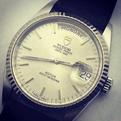 """Tudor day daye president 74000 for sale"" Photo taken by @superwatchesmiami on Instagram, pinned via the InstaPin iOS App! http://www.instapinapp.com (04/01/2015)"