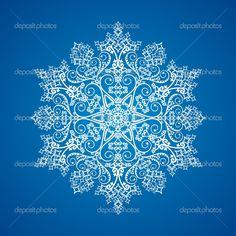 Snowflake tattoo!