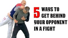 Bob-weave and angle off, sidestep a straight kick, jam and redirect a charge, arm-drag, and duck-under.