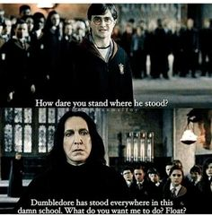 Harry Potter: 10 Snape Logic Memes Only True Potterheads Understand - Severus . - Harry Potter: 10 Snape Logic Memes that only True Potterheads understand – Severus S …- Harry P - Images Harry Potter, Arte Do Harry Potter, Harry Potter Jokes, Harry Potter Cast, Harry Potter Universal, Harry Potter Characters, Harry Potter Fandom, Harry Potter Funny Quotes, Sassy Harry Potter
