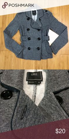 Obey Propaganda coat So gorgeous & perfect for Fall coming up! True size is XS but fits a S just fine. Obey Other