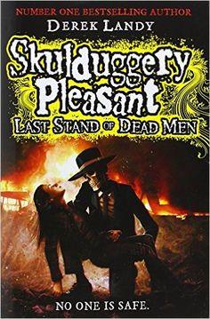 Skulduggery Pleasant - Last Stand of Dead Men [COMPLETED]