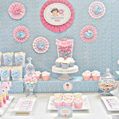 Karo's Fun Land: A Sweet Dora Birthday Party