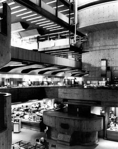 Clorindo Testa - The interior of the Banco de Londres