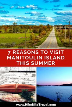 7 reasons to visit Manitoulin Island in northern Ontario in summer Alberta Canada, Canada Ontario, Ottawa, Quebec, Canadian Travel, Canadian Rockies, Visit Canada, Canada Trip, Canada Eh