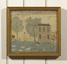 Louisa Milnor's 1816