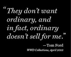 Interview | Tom Ford.