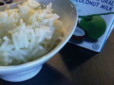 Orez in lapte de cocos