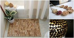 19 DIY Ideas To Up-Cycle Wine Corks