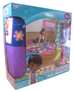 Disney Junior Doc McStuffins Doctor's Play Rug:Amazon:Toys & Games