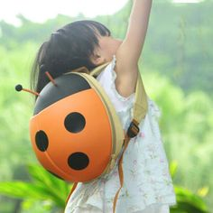 Cheap backpack travel, Buy Quality backpack molle directly from China package mix Suppliers: 		Anti-lost baby backpack summer colorful eye-catching cute ladybug insect hit the color three-dimensional package, avai
