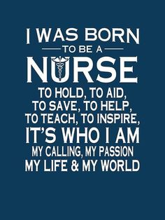 Studying any profession is not a simple task and this is no different with becoming a nurse. Most people might assume that it is easy – well at least easier than becoming a doctor. But there are many challenges to becoming a nurse, too. Nurse Pics, Nurse Love, Nurse Stuff, Rn Nurse, Nurse Art, Male Nurse, Nursing Tips, Nursing Notes, Nursing Programs