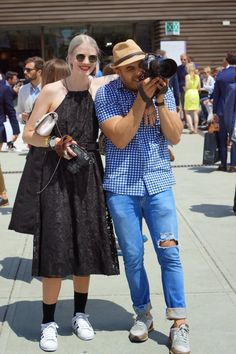 """meoutfit : meoutfit # 1389 """" Marianne & Lee - Pitti Uomo"""""""