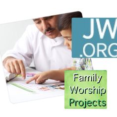 "Family Worship Projects. ACTIVITIES TO DOWNLOAD OR PRINT. Go to  JW.org select ""Children"", then make your selection."