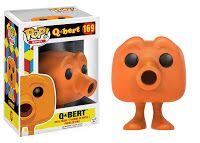 Funko Pop Wave!: Q*bert. De los videojuegos a los Funko Pop!
