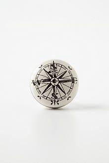 Compass Knob - Anthropologie.com