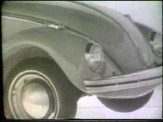 Anuncio Volkswagen Sedan 1970 México