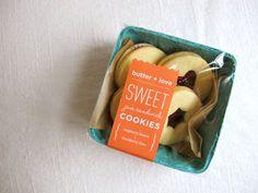 Butter + Love #packaging
