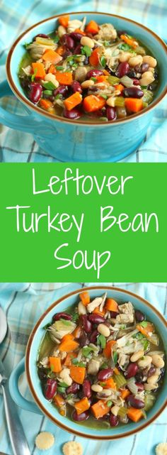 leftover-turkey-bean-soup