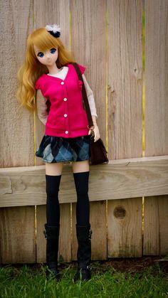 Kizuna Yumeno Smart Doll by ihatemondays999