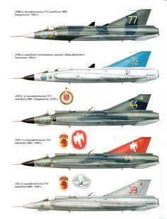Saab Draken J35