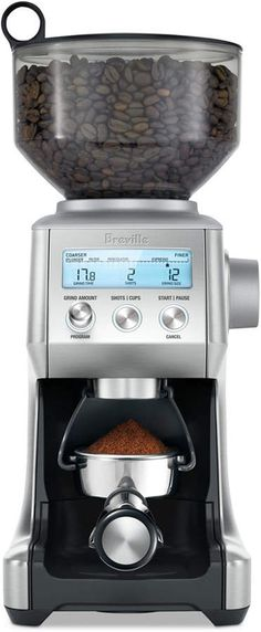 Cool Coffee Grinder, it definitely makes me want to grind my own coffee now.  #affiliate