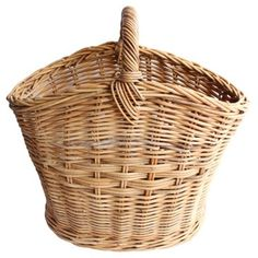 Check out this item at One Kings Lane! French Wicker Basket
