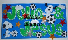 Banner Scooby soccer 2
