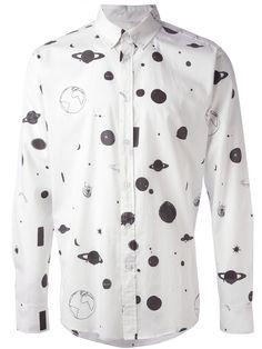 Soulland 'nasa' Shirt - Soulland - Farfetch.com