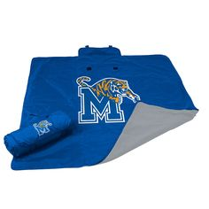 b8f2ef5b2 Memphis Tigers Weather Resistant Blanket