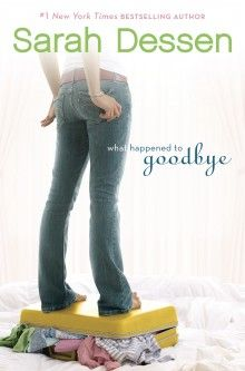 What Happened To Goodbye by Sarah Dessen ~ it was amazing!!! when i reread the last chapter i sometimes still get chills :D