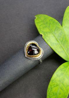 Gemstone Rings, Gemstones, Jewelry, Rhinestones, Heart, Jewlery, Gems, Jewels