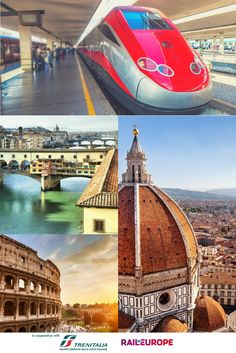 Who's ready for an epic Eurotrip through #Italy by train?!