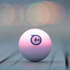 Sphero is a wireless motorized ball brought to life by your smartphone with over 20 free gaming and utility apps