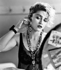 I've always loved Madonna's Desperately Seeking Susan look