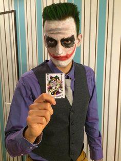 My Halloween.  Joker