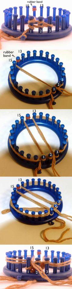 Loopy Boa Instructions