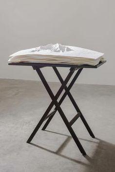 Dorothy Cross - Paper Mountain 2014