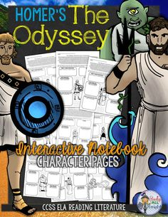 I need help writing an essay that's a spinoff from The Odyssey (HS)?