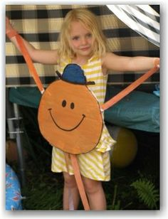Mr Tickle toy with HUGE tickling arms - so easy and FUN!