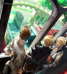 Final Fantasy XII http://www.pixiv.net/member_illust.php?mode=medium&illust_id=14897272 #game #illustration